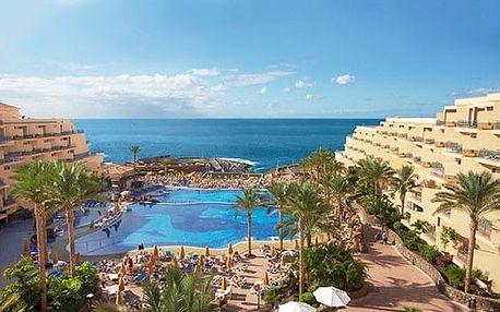 Kanárské ostrovy - Tenerife na 8 až 11 dní, all inclusive s dopravou letecky z Prahy