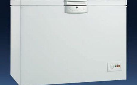 Mraznička Beko HSA 24530 bílá