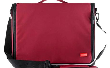 """Modecom TORINO 15,6"""" (TOR-MC-TORINO-15-RED) červená"""