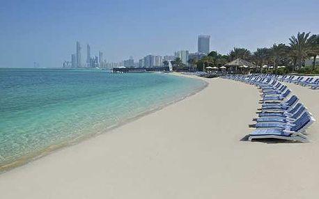 Spojené arabské emiráty - Abu Dhabi na 8 dní, all inclusive s dopravou letecky z Prahy