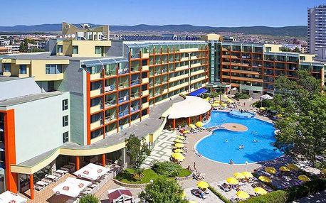Bulharsko - Slunečné Pobřeží na 8 dní, all inclusive s dopravou letecky z Prahy nebo Bratislavy