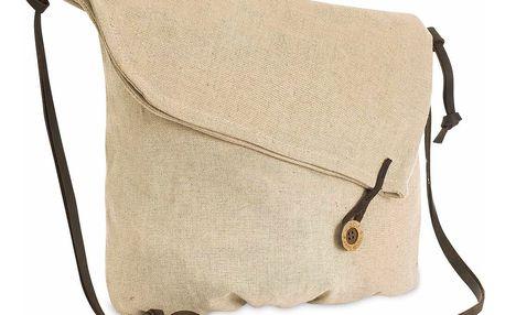 Dámská kožená kabelka přes rameno Woox Pendula Natura