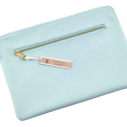 Velká modrá peněženka Busy B Pouch