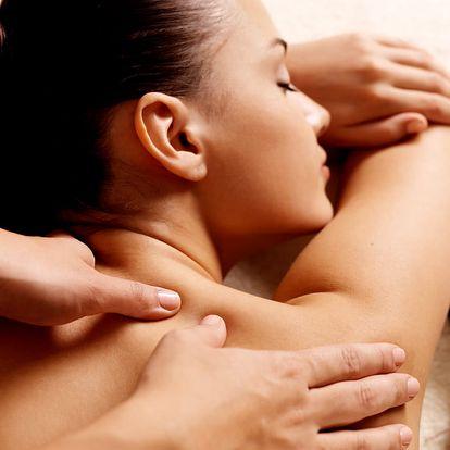30-90min. masáž dle vašeho výběru v Liberci