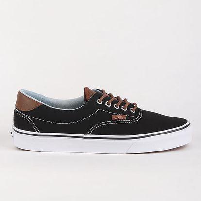 Boty Vans Ua Era 59 (CL) Black Černá