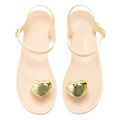 Dámské sandály Kim 063 béžové