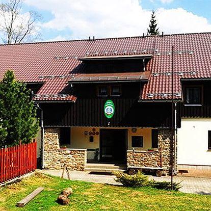 3–5denní pobyt s polopenzí a půjčením kol v Chatě KČT Prášily v Prášilech na Šumavě