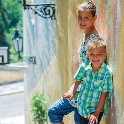 Pohádkové procházky Prahou pro celou rodinu