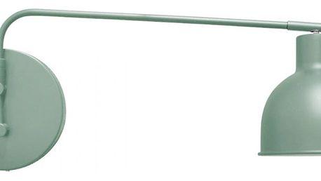 Zelené nástěnné svítidlo Red Cartel Eva