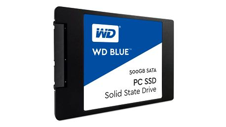 Western Digital Blue 3D NAND 500GB (WDS500G2B0A)