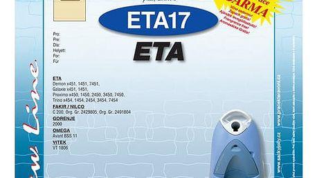 Sáčky do vysavače Jolly ETA 17