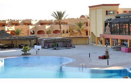 Egypt - Marsa Alam na 8 až 15 dní, all inclusive s dopravou letecky z Ostravy nebo Brna