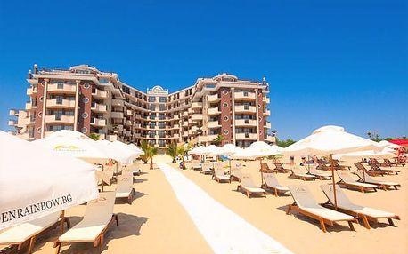 Bulharsko - Slunečné Pobřeží na 8 dní, all inclusive s dopravou letecky z Ostravy nebo Brna