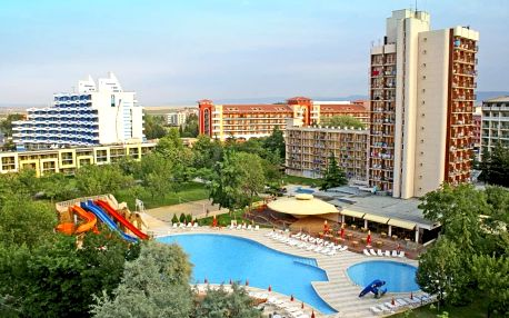 Bulharsko - Slunečné Pobřeží na 4 až 7 dní, all inclusive s dopravou letecky z Prahy