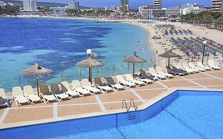 Španělsko - Mallorca na 13 až 15 dní, all inclusive nebo polopenze s dopravou letecky z Prahy
