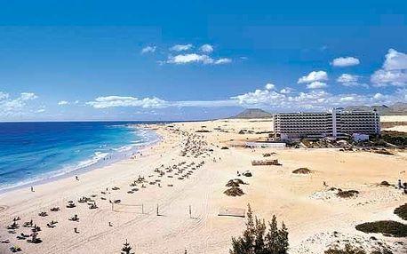 Kanárské ostrovy - Fuerteventura na 8 dní, all inclusive s dopravou letecky z Prahy nebo Brna