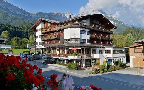 Rakousko, Tyrolsko: Hotel Alpin Scheffau