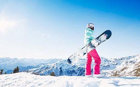 Pobyt v Alpách s neomezeným wellness