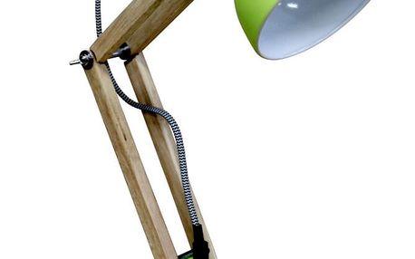 Zelená stolní lampa Red Cartel Dexter Nimi