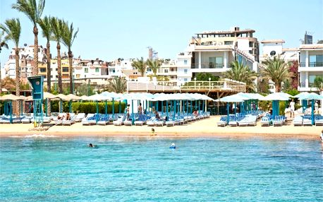 Egypt - Hurghada na 8 dní, all inclusive s dopravou letecky z Ostravy