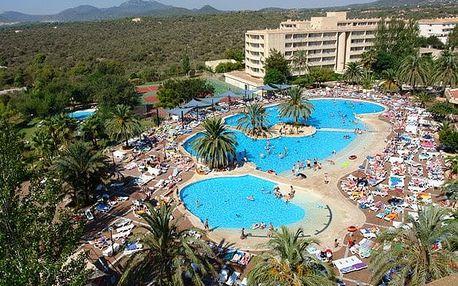 Španělsko - Mallorca na 8 až 15 dní, all inclusive s dopravou letecky z Prahy