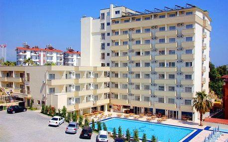 Turecko - Side na 8 dní, all inclusive s dopravou katowice
