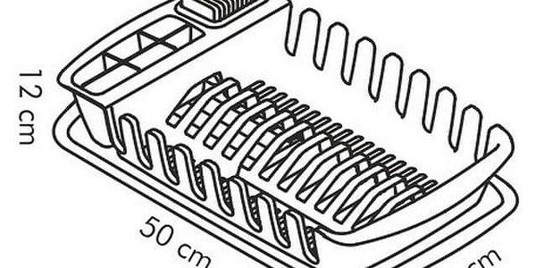 Tescoma Odkapávač s podnosem CLEAN KIT3