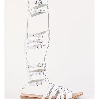 Gladiátorky Primadonna Calzatura Sandal Bílá