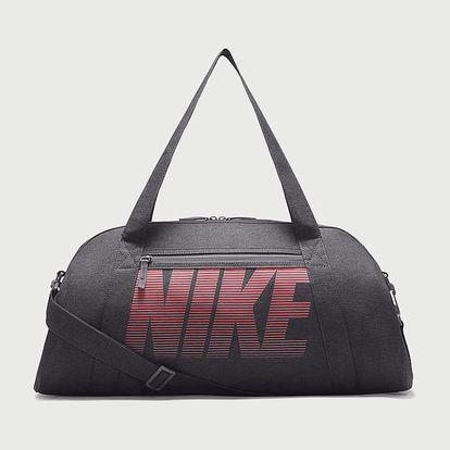 Taška Nike W Nk Gym Club Šedá