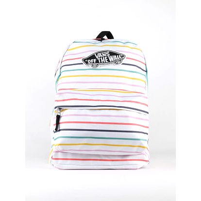 Batoh Vans Wm Realm Backpack Party Stripe Barevná