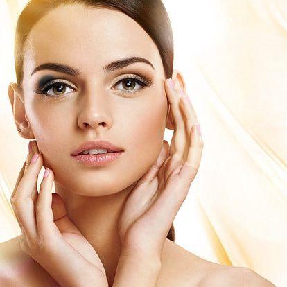 Důkladné kosmetické ošetření pleti vč. masáže