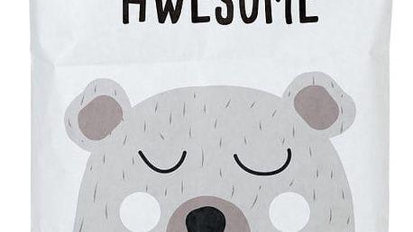 Organizér z recyklovaného papíru Tanuki Be Awesome