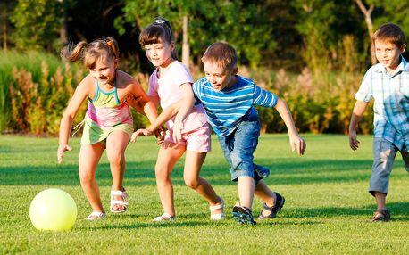 Tématické příměstské tábory pro děti 3–8 let