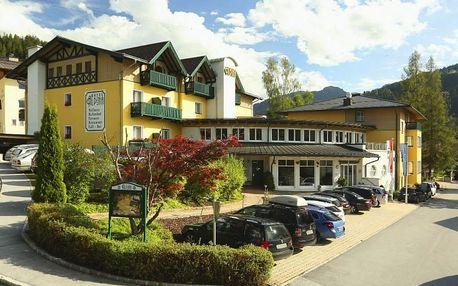 Rakousko - Bad Gastein na 8 dní, snídaně s dopravou vlastní