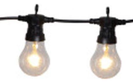 Světelný LED řetěz vhodný do exteriéru Best Season Summer, 10 světýlek