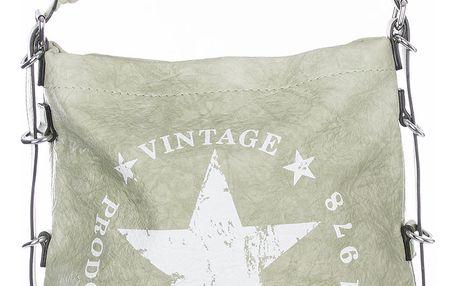 Max Mon Kabelka Star Collect. Vintage hvězda velká