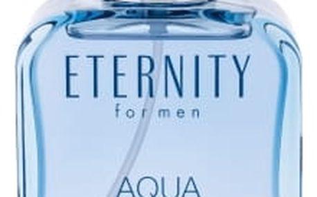 Calvin Klein Eternity Aqua For Men 200 ml toaletní voda pro muže