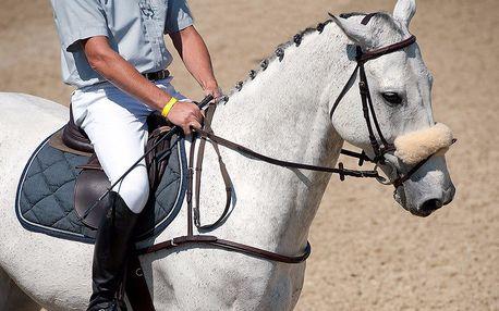 Víkendové ježdění na koni pod dohledem