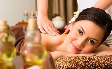 Pro dámy: lymfatická nebo áyurvédská masáž