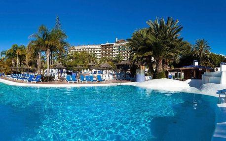 Kanárské ostrovy - Gran Canaria na 15 dní, all inclusive, polopenze nebo snídaně s dopravou letecky z Prahy