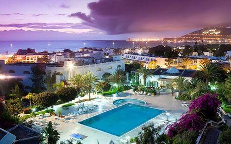 Maroko - Agadir na 8 až 15 dní, all inclusive nebo polopenze s dopravou letecky z Prahy