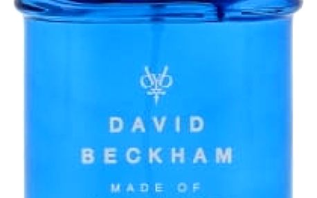 David Beckham Made of Instinct 50 ml toaletní voda pro muže