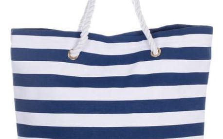 Pruhovaná plážová taška Belisse