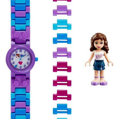 Hodinky s figurkou LEGO® Friends Olivia