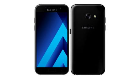 Mobilní telefon Samsung A3 (2017) (SM-A320FZKNETL) černý Software F-Secure SAFE, 3 zařízení / 6 měsíců v hodnotě 979 Kč + DOPRAVA ZDARMA