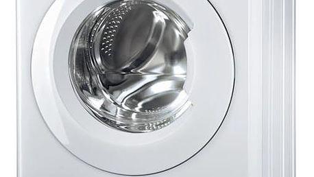 Automatická pračka Indesit BWSA 61053 W EU bílá