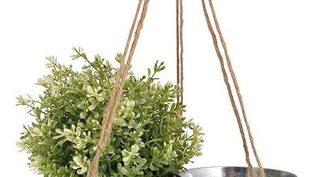 Sada 3 závěsných květináčů Esschert Design Botanica