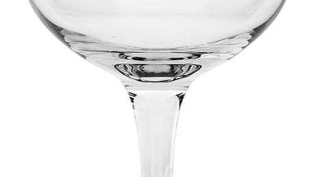 Bloomingville Sklenice na víno Bad day, čirá barva, sklo