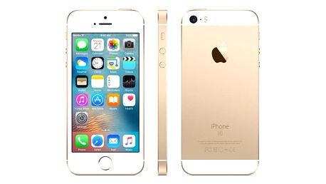 Apple iPhone SE 32 GB - Gold (MP842CS/A)