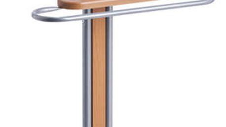Němý sluha, věšák na obleky a oblečení - 47x29x110 cm, ZELLER